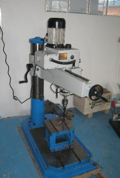 Zhejiang and Jiangxi Ling desktop radial drilling machine Z3032X7